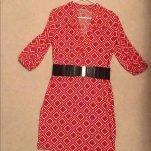 Dresses & Skirts - Banana republic dress. Belt not included.
